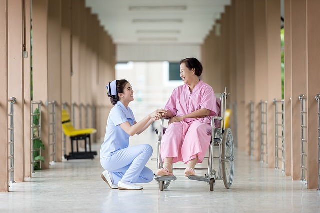 starostlivá sestra