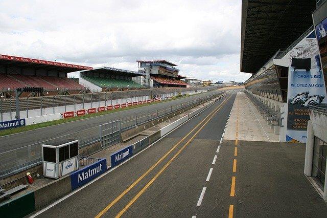 okruh Le Mans
