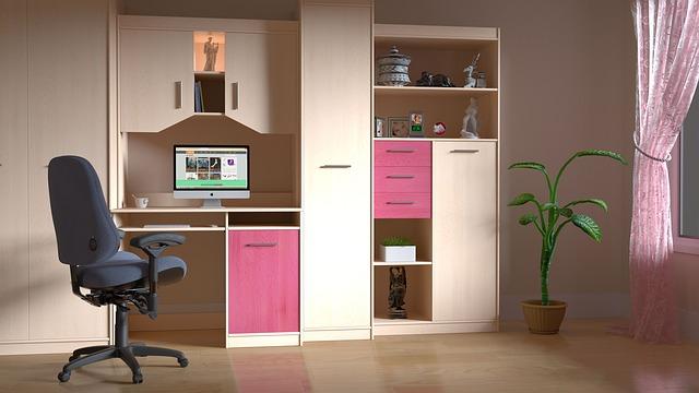 počítač v pokoji