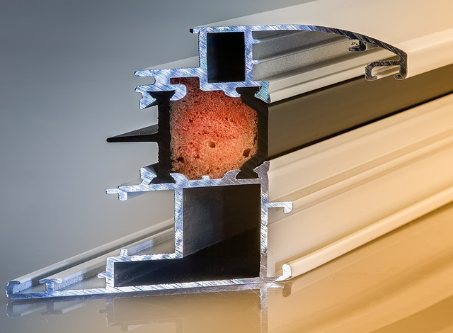 hliníkový systém